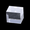 HUASHUAITE WholeSale Cheap Thick Clear Plexiglass Panels Acrylic Sheet 50mm for Fish Tank