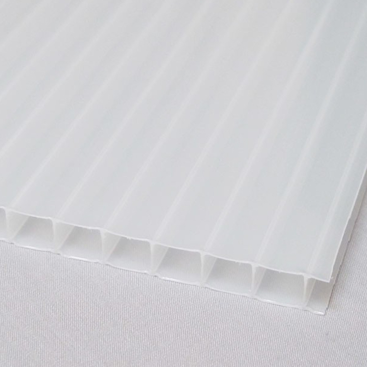 Wholesale Solid Colored Polycarbonate PC Hollow Sheet